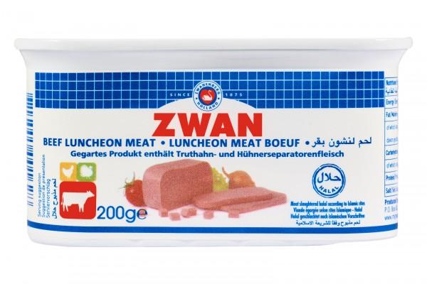 Luncheon mit Rindgeschmack, 200g