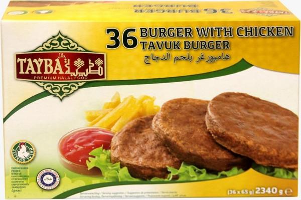36 Chickenburger, 2340g