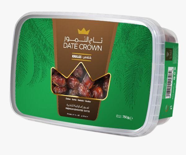 Khalas Datteln Box, 1kg