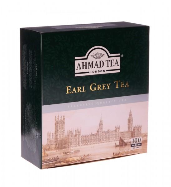 Earl Grey schwarzer Tee 2g, 100 Beutel