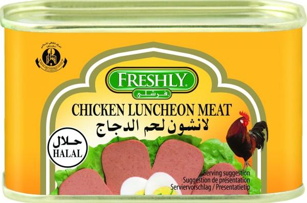 Frühstücksfleisch Hähnchen, 200g