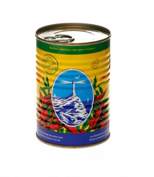 Paprika Paste (scharf), 380g